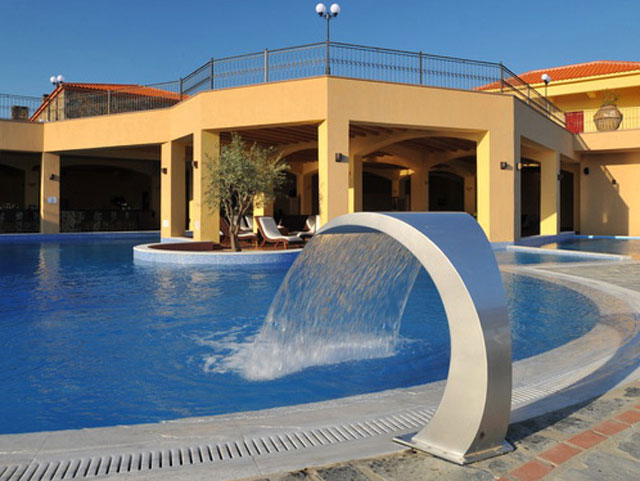 Varos Village Hotel  - Pool Area