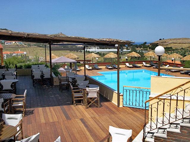 Belvedere Aeolis Hotel Eftalou