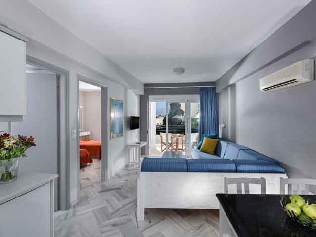 Alantha Apartments: