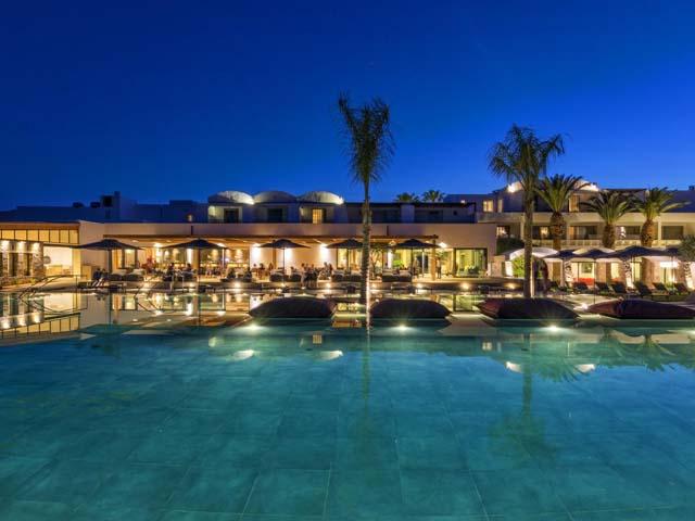 Sensimar Minos Palace Hotel & Suites: