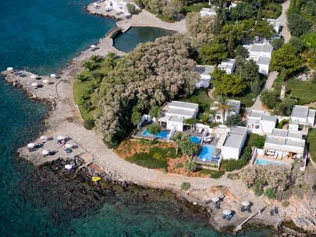 Minos Beach Art Hotel: