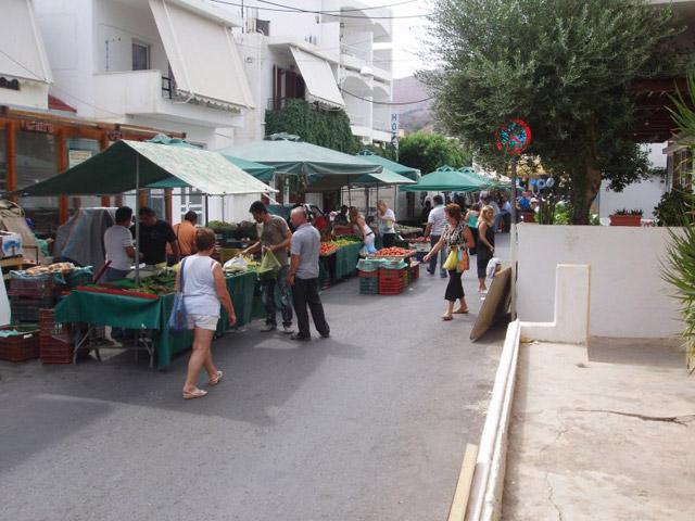 Elounda Akti OlousMarket Day