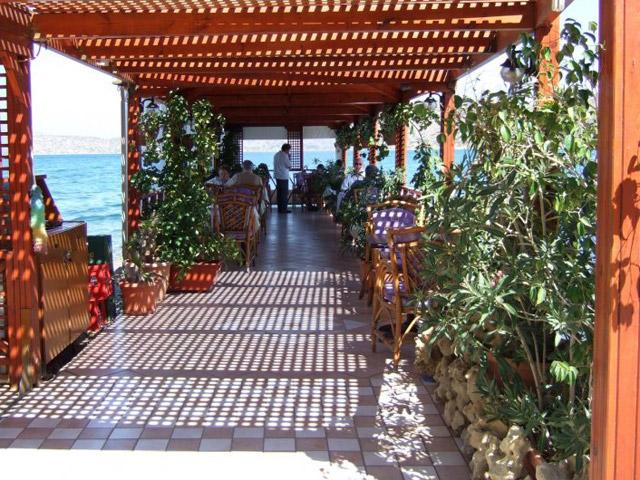 Elounda Akti OlousBlue Sea Restaurant