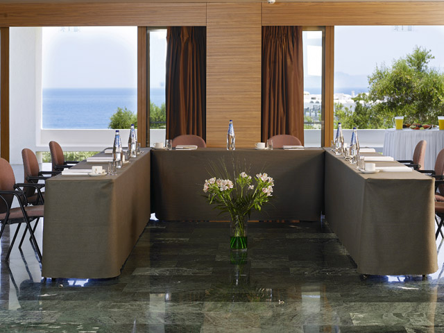 Elounda Peninsula All Suite Hotel: Meeting Room