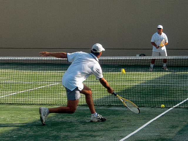 Elounda Peninsula All Suite Hotel: Tennis