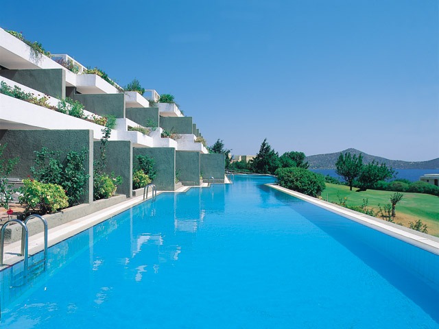 Porto Elounda Golf and SPA Resort - Sharing Pool