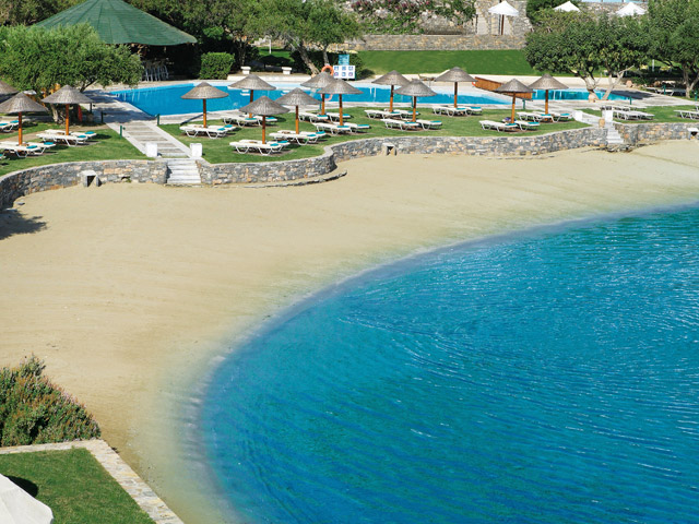 Porto Elounda Golf and SPA Resort - Exterior View Pool Area
