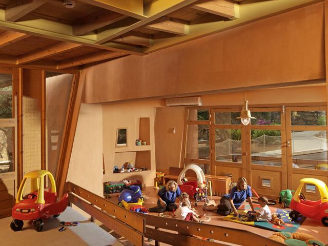Porto Elounda Golf and SPA Resort: Children's Ark