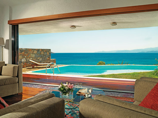 Elounda Mare Hotel - Relais & Chateaux - Princess Ariadni Suite