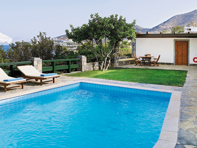Elounda Mare Hotel - Relais & Chateaux - KnossoS Royalty Suite With Private Pool