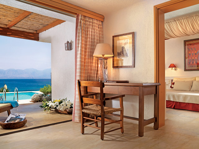 Elounda Mare Hotel - Relais & Chateaux - Superior Bungalows with Private pool