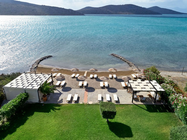 Special Offer for Elounda Gulf Villas & Suites - Super Offer Beach Front Villa up to 35% OFF !! 25.05.19 - 30.06.19 !!