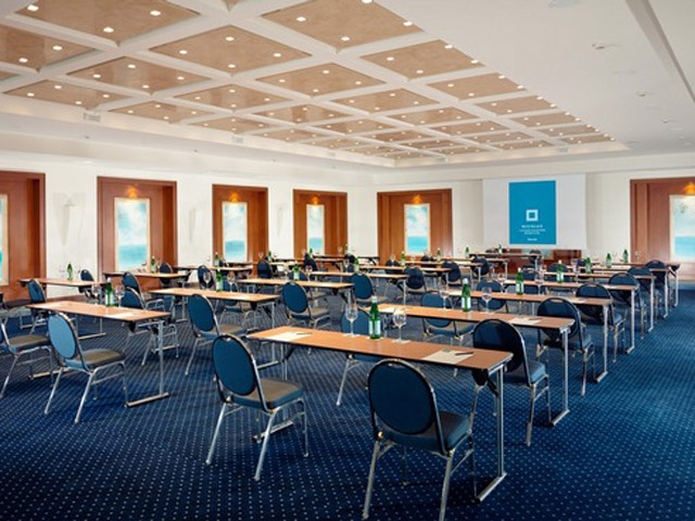 Blue Palace Resort & Spa: Spinalonga Conference Hall