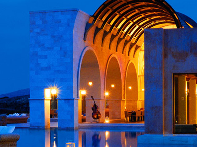 Blue Palace Resort & Spa: Blue Palace Arsenali Pool