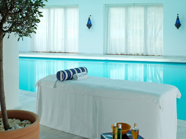 Blue Palace Resort & Spa: The Elounda Spa & Thalassotherapy