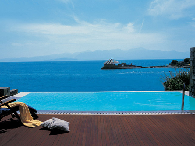 Elounda Beach Premium & Sports Club - Elounda Beach - Premium & Sports - Club  Pool Area