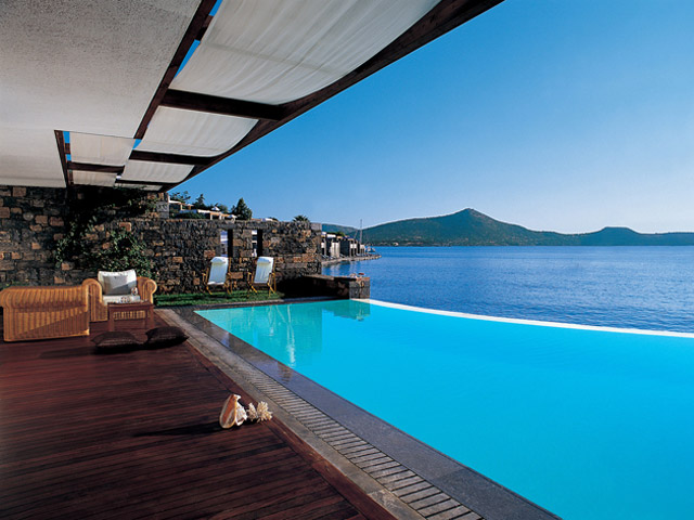 Elounda Beach Exclusive  & Platinum Club: Elounda each  Exclusive Club & platinum club