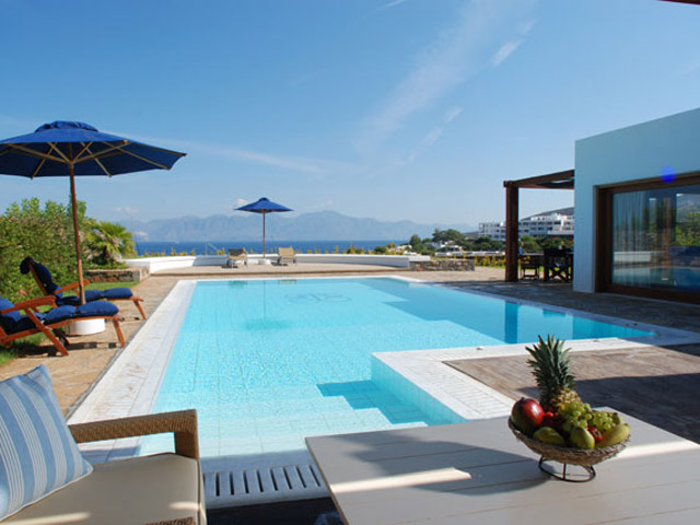 Elounda Beach Exclusive  & Platinum Club - Elounda Beach Exclusive Club  Grand Suites Pool Area