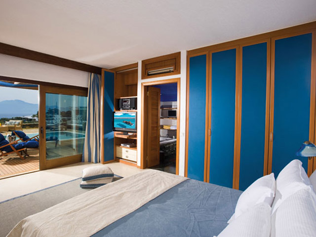 Elounda Beach Exclusive  & Platinum Club - Elounda Beach Exclusive Club  Hideaway Villas Bedroom