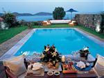 Elounda Beach Exclusive Club  Island Villas Pool Area