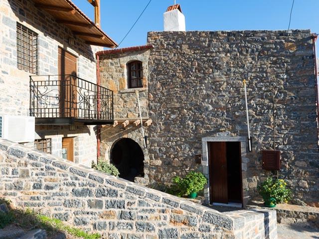 Elounda Leonidas Stone Home