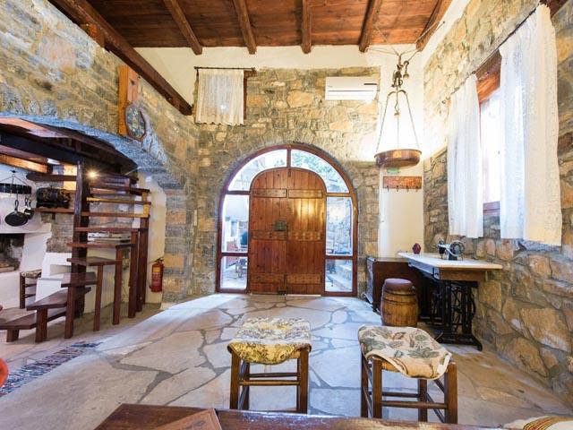 Elounda Efterpi Stone Home: