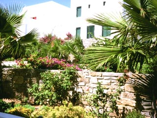 AKS Chroma Paros HotelExterior View