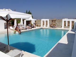 AKS Chroma Paros HotelSwimming Pool