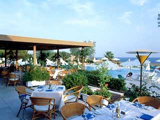 W Athens Astir Palace BeachRestaurant
