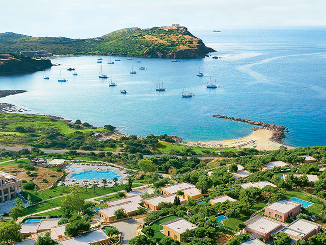 Grecotel Cape Sounio - Early Bird 2019  up to 30% Reduction !! Till 31.03.19 !!