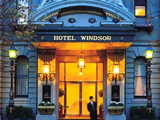 The Windsor HotelEntrance