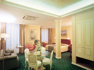 Theoxenia Palace Hotel: Junior Suite