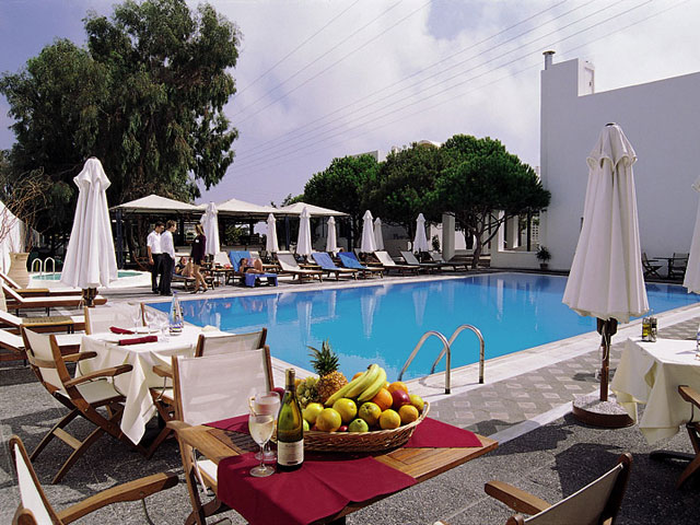 Kallisti Thera HotelSwimming Pool