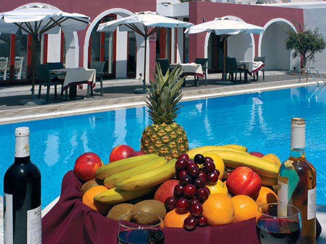 Kallisti Thera HotelSwimming Pool Service