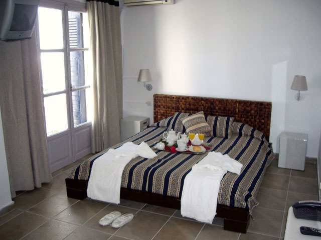 Kallisti Thera HotelBedroom