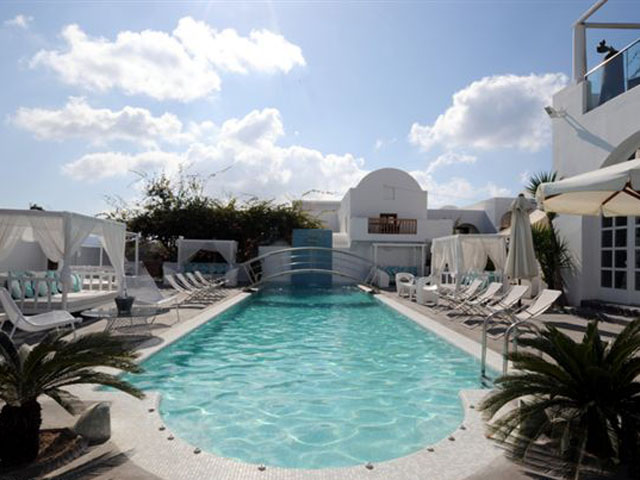 Aressana Santorini Spa Hotel and Suites