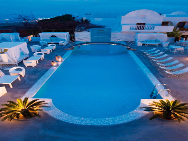 Aressana Santorini Spa Hotel and Suites: