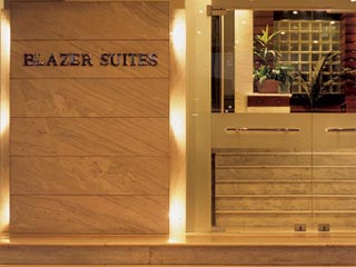 Blazer SuitesExterior View
