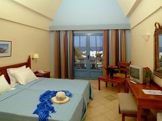 Santorini Image Hotel: Blue Room