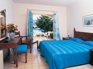 Santorini Image Hotel: Room