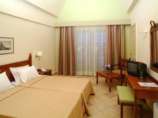Santorini Image Hotel: Green Room