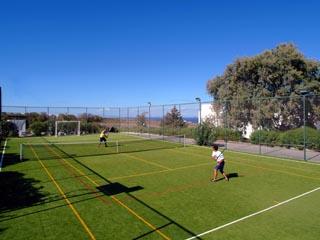 Santorini Image Hotel: Tennis Court