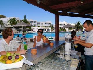 Santorini Image Hotel: Bar
