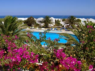 Santorini Image Hotel: Swimming Pool