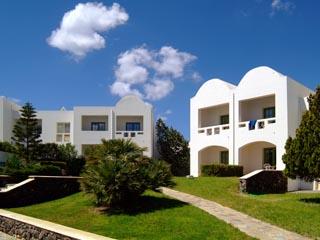 Santorini Image Hotel: Exterior View