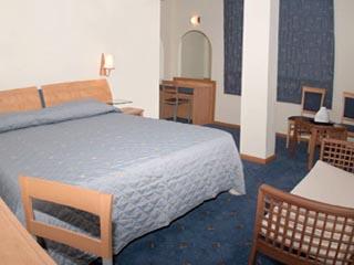 Congo Palace HotelRoom