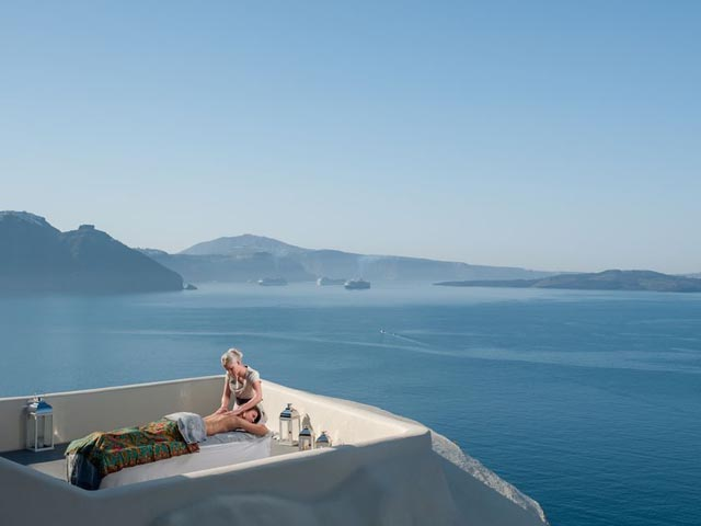 Canaves Oia Hotel and SUITES