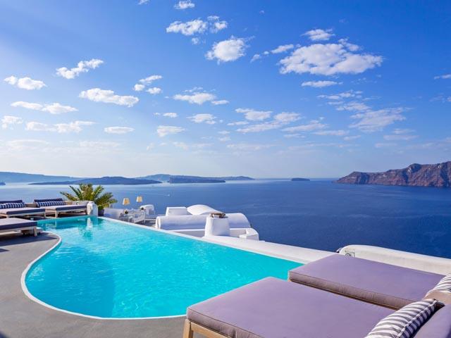 Katikies Hotel:
