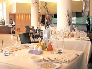 Athens Hilton HotelRestaurant