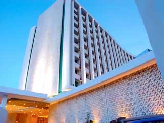 Athens Hilton HotelExterior View
